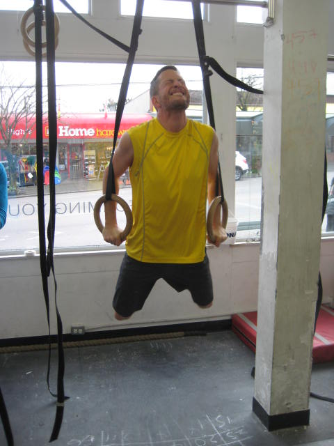 Ring Dips Modification